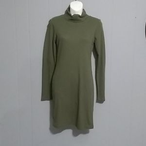 Turtleneck Dress Size L